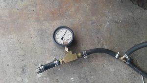 Volve fuel Pressure correctly